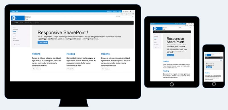 Devices-SharePoint